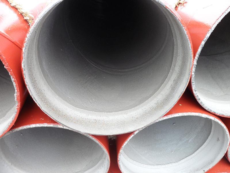 水泥砂浆防腐钢管
