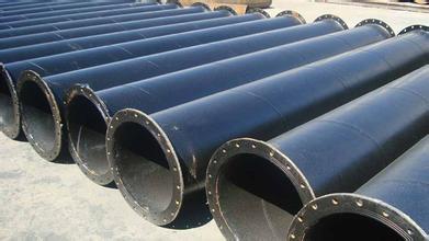 焊接法兰防腐钢管